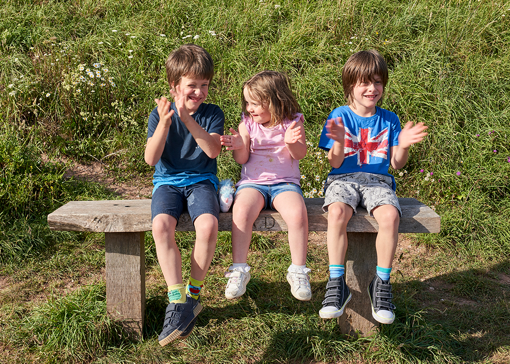 Plymouth Children & family Photography